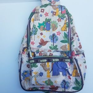 Le Sportsac child backpack